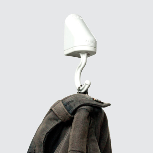 K508 Flexible Coat Hook