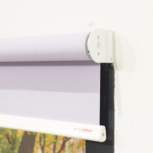 R20S Roller Blind with Slow-Rise Spring